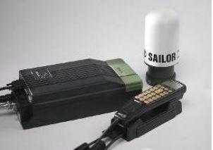 Стационарный комплект спутниковой связи Sailor SC4000 Iridium
